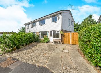 Thumbnail 3 bed semi-detached house for sale in Quested Way, Harrietsham, Maidstone