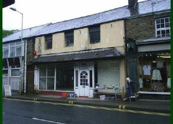 Thumbnail Industrial for sale in Oxford Street, Pontycymmer, Pontycymer