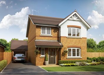Thumbnail 3 bed detached house for sale in Greenhill Gate, Penwortham, Preston