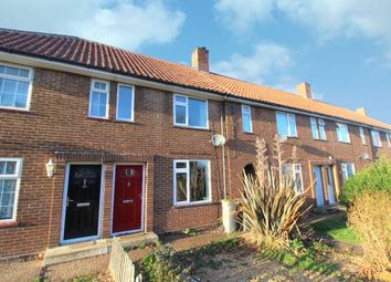 Thumbnail 2 bed terraced house for sale in Montgomery Close, Stewartby