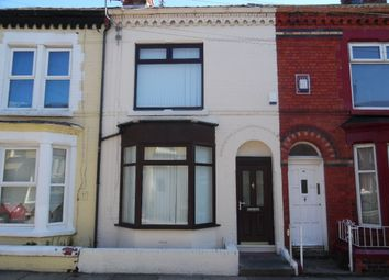 Thumbnail 3 bed terraced house to rent in Euston Street, Walton, Liverpool