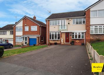 Thumbnail 4 bed semi-detached house for sale in Longleat, Great Barr, Birmingham