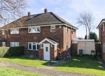 Thumbnail 3 bed semi-detached house for sale in Newton Road, Bletchley, Milton Keynes, Bucks