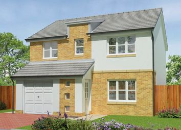 Thumbnail 4 bed detached house for sale in Plot 36 And 42, The King's Meadow, Stirling