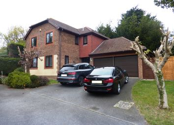 Thumbnail 4 bed detached house for sale in Fairfield Chase, Bexhill-On-Sea