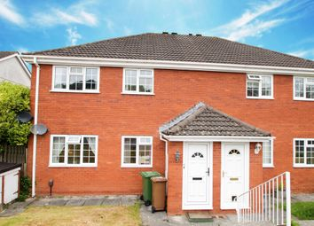 Thumbnail 2 bed maisonette for sale in Romilly Gardens, Plympton, Plymouth
