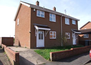 Thumbnail 2 bed semi-detached house for sale in Fisher Close, Saxmundham