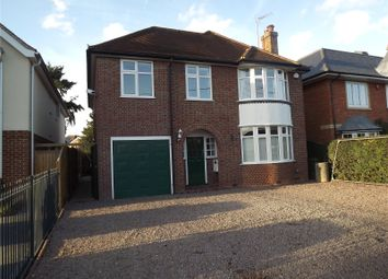 Thumbnail 4 bed detached house to rent in Wycombe Road, Marlow, Buckinghamshire