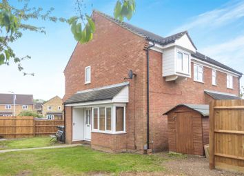 Thumbnail 2 bed detached house to rent in Lincoln Crescent, Biggleswade