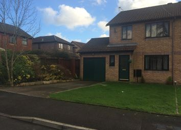 Thumbnail 3 bed semi-detached house to rent in Birch Cresent, Llantwit Fadre, Pontypridd, Wales