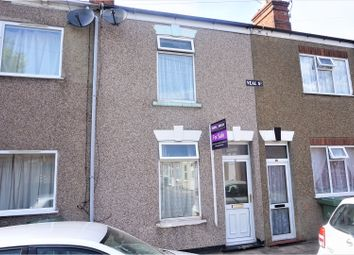 Thumbnail 2 bed terraced house for sale in Veal Street, Grimsby