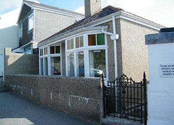 Thumbnail 2 bed detached bungalow to rent in Minnie Place, Falmouth