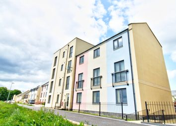 Thumbnail 2 bed flat for sale in Whitsun Leaze, Patchway, Bristol