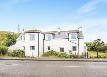 Thumbnail 5 bed detached house for sale in Kinlochbervie, Lairg