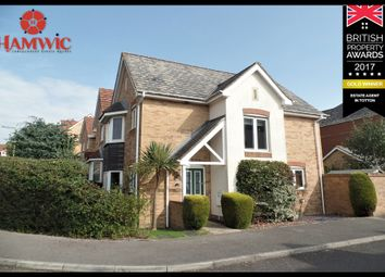 Thumbnail 3 bedroom detached house for sale in Jessica Crescent, Southampton