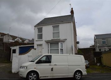 Thumbnail 3 bed detached house for sale in Frogmore Avenue, Swansea