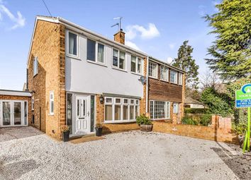Thumbnail 3 bed semi-detached house for sale in Station Road, Arksey, Doncaster