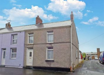 Thumbnail 3 bed end terrace house for sale in Heol Cae Gurwen, Gwaun Cae Gurwen, Ammanford, West Glamorgan