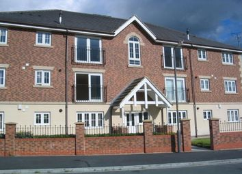Thumbnail 2 bed flat for sale in Sycamore Avenue, Eggborough, Goole