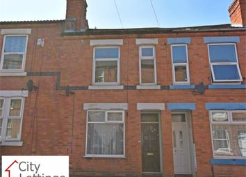 Thumbnail 2 bed terraced house to rent in Maud Street, New Basford, Nottingham