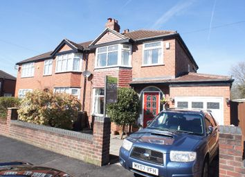 Thumbnail 3 bed semi-detached house for sale in Limetree Avenue, Padgate, Warrington