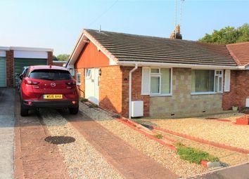 Thumbnail Semi-detached bungalow for sale in Raps Close, Taunton, Somerset