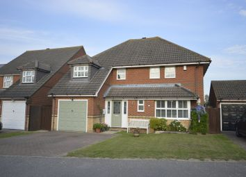 Thumbnail 4 bed detached house for sale in Topley Drive, High Halstow, Rochester, Kent