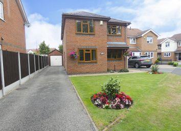 Thumbnail 4 bed detached house for sale in Bushy Close, Long Eaton, Nottingham