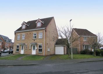 Thumbnail 3 bedroom semi-detached house for sale in Dudley, Netherton, Racemeadow Crescent