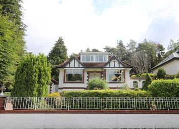 Thumbnail 6 bed detached house to rent in Neidpath Road West, Giffnock, Glasgow
