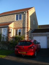 Thumbnail 2 bed semi-detached house for sale in Oakwell Court, Newcastle Upon Tyne, County Durham