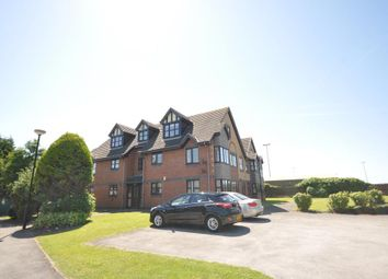 Thumbnail 2 bed flat for sale in Oakwood Close, Blackpool, Lancashire