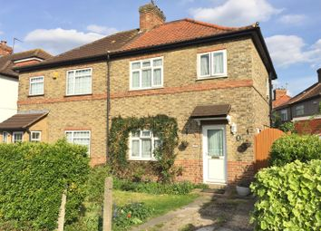 Thumbnail 3 bed semi-detached house for sale in North Hyde Lane, Norwood Green/Southall Borders