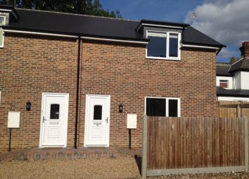 Thumbnail 1 bed semi-detached house to rent in Burnell Road, Sutton