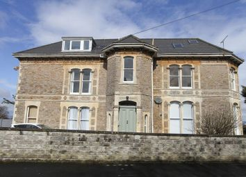 Thumbnail 3 bed flat to rent in Cambridge Road, Clevedon