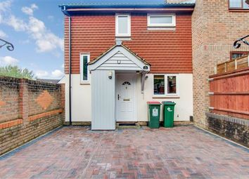 Thumbnail 2 bedroom end terrace house to rent in Hollingbourne Crescent, Crawley