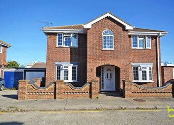 Thumbnail 4 bed detached house for sale in Whiteways, Canvey Island