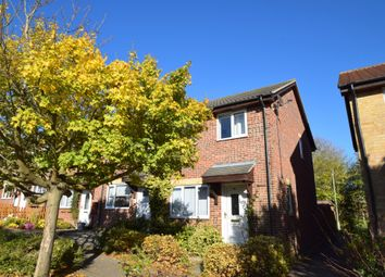 Thumbnail End terrace house for sale in Stockley Close, Haverhill