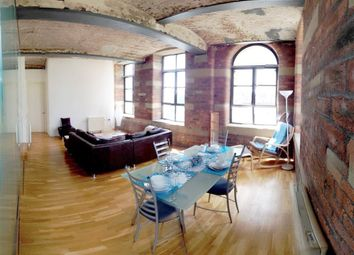 Thumbnail 2 bedroom flat to rent in New York Loft Style, 2 Bed, Silk Warehouse