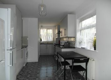 Thumbnail 6 bed end terrace house to rent in Dunbar Road, London
