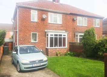 Thumbnail 3 bed semi-detached house for sale in Skelton Road, Brotton, Saltburn-By-The-Sea
