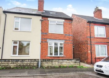 Thumbnail 3 bed semi-detached house for sale in Lime Avenue, Huthwaite, Sutton-In-Ashfield