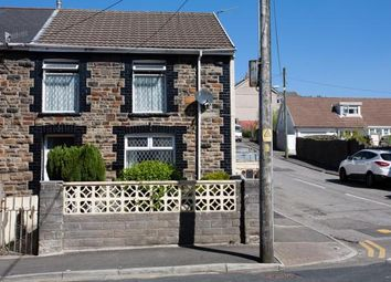 Thumbnail 3 bed end terrace house for sale in Park Road, Treorchy, Rhondda Cynon Taff