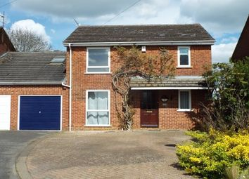 Thumbnail 4 bed link-detached house to rent in Fair Close, Bicester