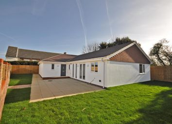 Thumbnail 4 bed detached bungalow for sale in The Dicker, Lower Dicker, Hailsham