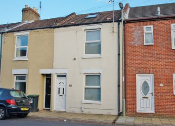 Thumbnail 3 bed terraced house for sale in Leonard Road, Gosport