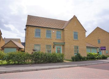 Thumbnail 4 bed detached house for sale in Chadelworth Way, Kingston Bagpuise