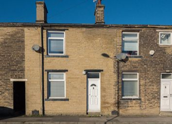 Thumbnail 1 bed terraced house to rent in Undercliffe Road, Bradford