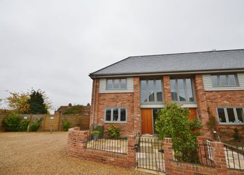 Thumbnail 3 bed end terrace house to rent in Glebe Court, Snape, Saxmundham