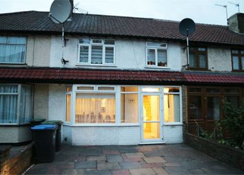 Thumbnail 3 bed terraced house for sale in Montagu Road, London